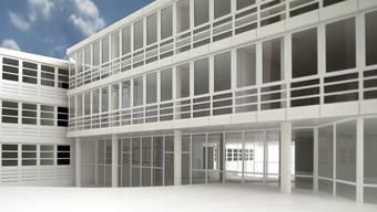 Gymnasium Münchenstein Neubau