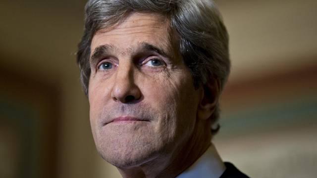 John Kerry soll neuer US-Aussenminister werden und die Nachfolge von Hillary Clinton antreten (Archiv)