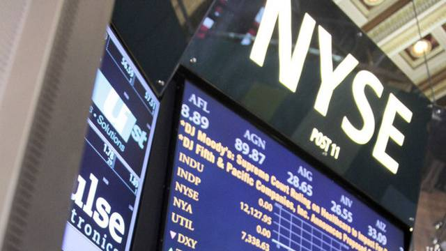 Die Wall Street schliesst deutlich fester (Symbolbild)