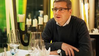 FDP-Stadtrat und Finanzdirektor Benvenuto Savoldelli: «Wegen der noch unsicheren finanziellen Lage wurden 2016 tiefere Investitionen geplant.»