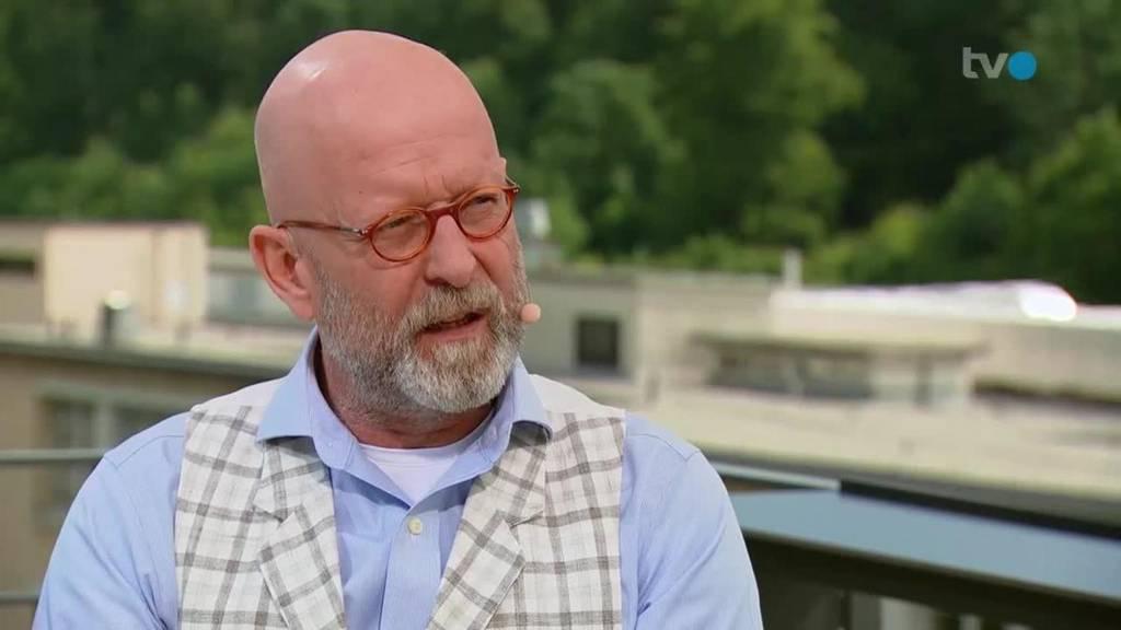 Erik Haemmerli, TV-Juror «SwissDinner» und Gastronom