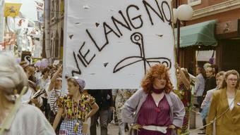 Wie lang no Frauenstreik 1991