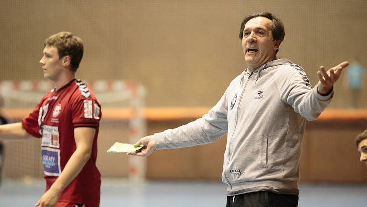 TV Möhlin-Trainer Zoltan Cordas verlängert seinen Vertrag beim B-Ligisten bis im Mai 2018.
