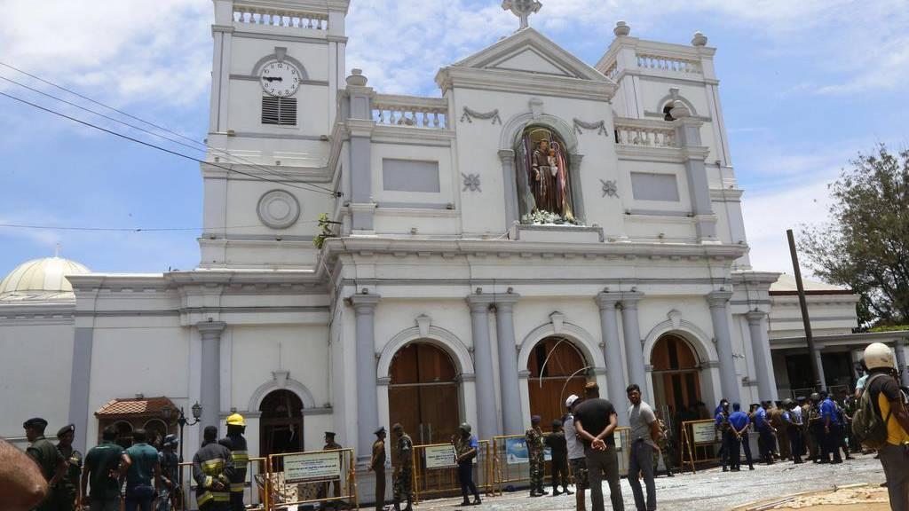 Zwei Schweizer in Sri Lanka getötet