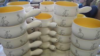 Die Keramik AG in Rheinfelden