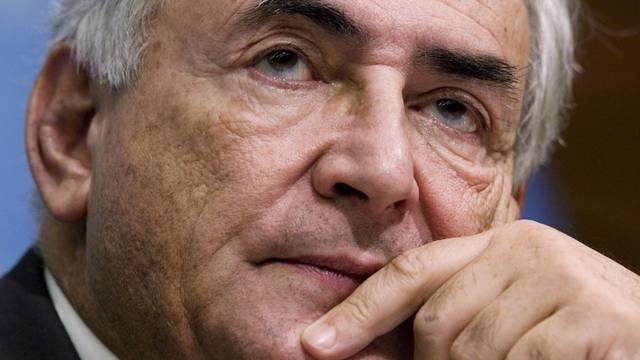 Dominique Strauss-Kahn wurde aus dem Polizeigewahrsam entlassen (Archiv)