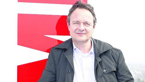 Thomas Bucheli, Redaktionsleiter der Wetterredaktion des Schweizer Fernsehens.