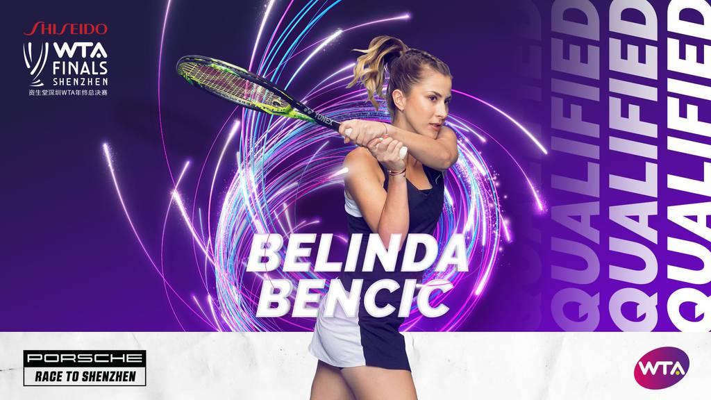 Bencic qualifiziert sich für das Masters