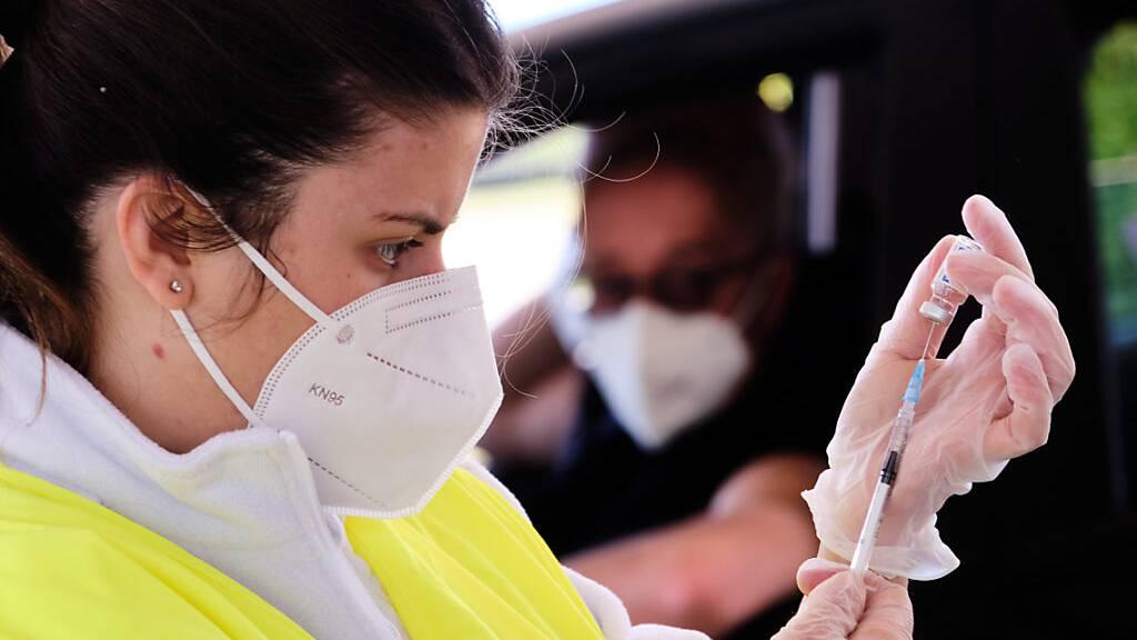 Italien knackt Halbe-Million-Marke bei täglichen Corona-Impfungen