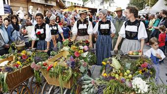Zehn Gründe, warum 2015 für den Aargau ein gutes Jahr war