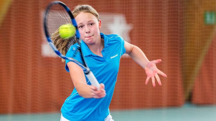 Sophie Lüscher qualifiziert sich in Albanien und Rumänien jeweils im Einzel und im Doppel fürs Endspiel