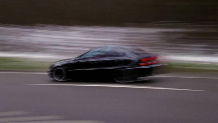 Sogenannte Lärm-Rowdys verursachen durch rücksichtsloses Fahren unnötigen und störenden Lärm.
