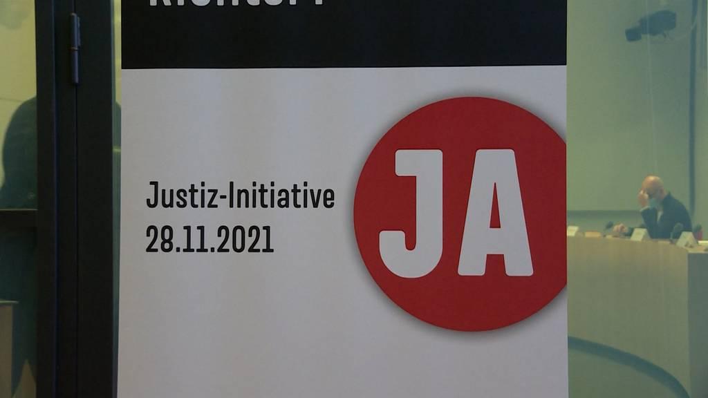 Der Bundesrat ist gegen die Justiz-Initiative