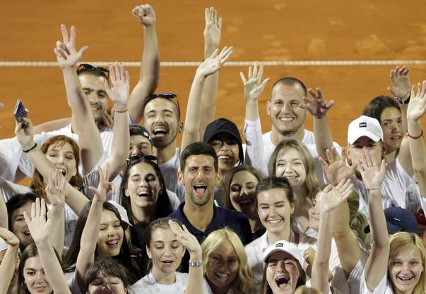 Perrin kritisiert die ungenügenden Massnahmen bei der Adria-Tour, sagt aber, Novak Djokovic habe mit den besten Absichten gehandelt.
