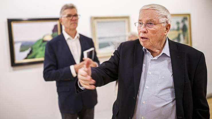 Alt-Bundesrat Christoph Blocher: Mit seiner Millionen-Forderung sorgte er für Schlagzeilen – und zum Entbrennen der Debatte um die Ruhegehälter.