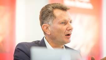 Ein neuer ‹Plan C› kann nur Erfolg haben, wenn er von allen Beteiligten, also von HRS, dem FC Aarau, der Stadt Aarau und ‹meinstadion.ch› mitgetragen wird», sagt Michael Hunziker.
