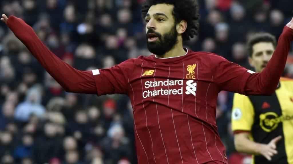 Liverpool stellt Premier-League-Rekord auf