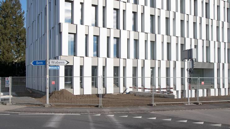 108 Millionen Franken hatte das neue Gebäude des Bundesamtes für Gesundheit ursprünglich gekostet. Dazu kamen noch einmal sechs Millionen Franken für Nachbesserungen.