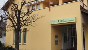 In der Clientis-Bank Küttigen-Erlinsbach AG – hier die «Speuzer» Geschäftsstelle – ist man zufrieden mit dem Geschäftsergebnis des vergangenen Jahres. Bruno Kissling