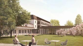 Hotel-Neubau Bad Schinznach AG