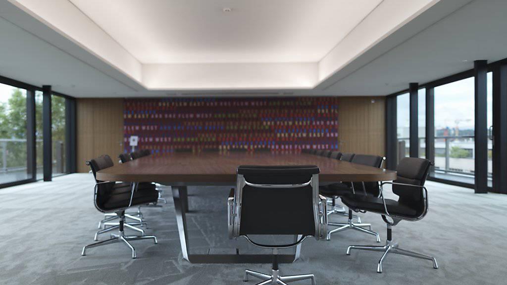 In Schweizer Konzernen und Sitzungszimmer geben mehrheitlich Manager mit ausländischen Pässen den Ton an. (Symbolbild)