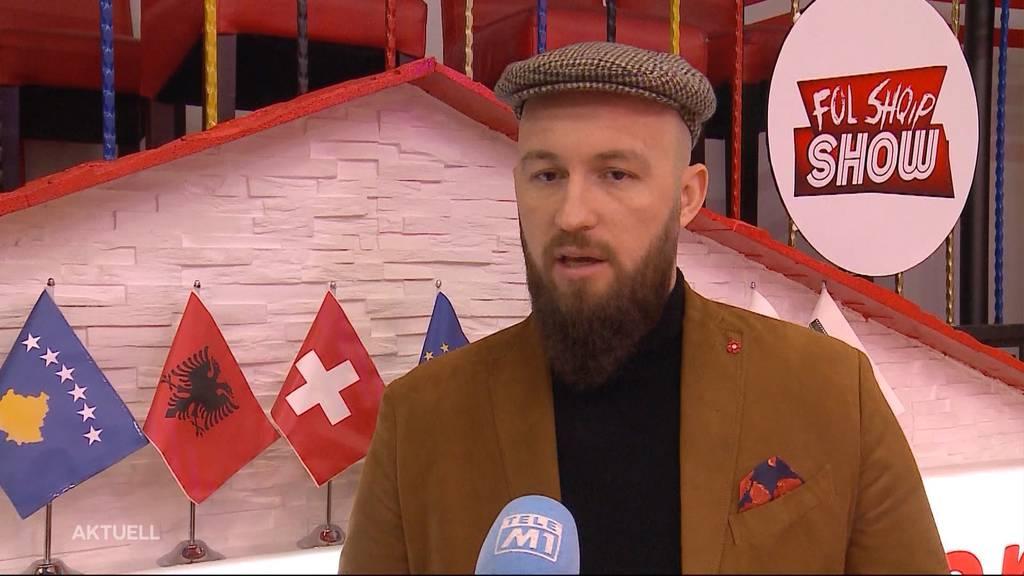 Albanisches TV: Publikumserfolg aus Lenzburg