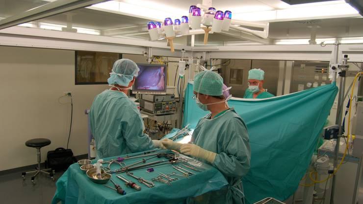 Mit der neuen Spitalliste wurden dem Kreisspital Freiamt die Adipositas-Operationen entzogen. es
