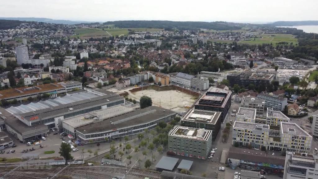 Zurück zum Anfang: Weiterer Rückschlag für das BFH Großbauprojekt Campus Biel