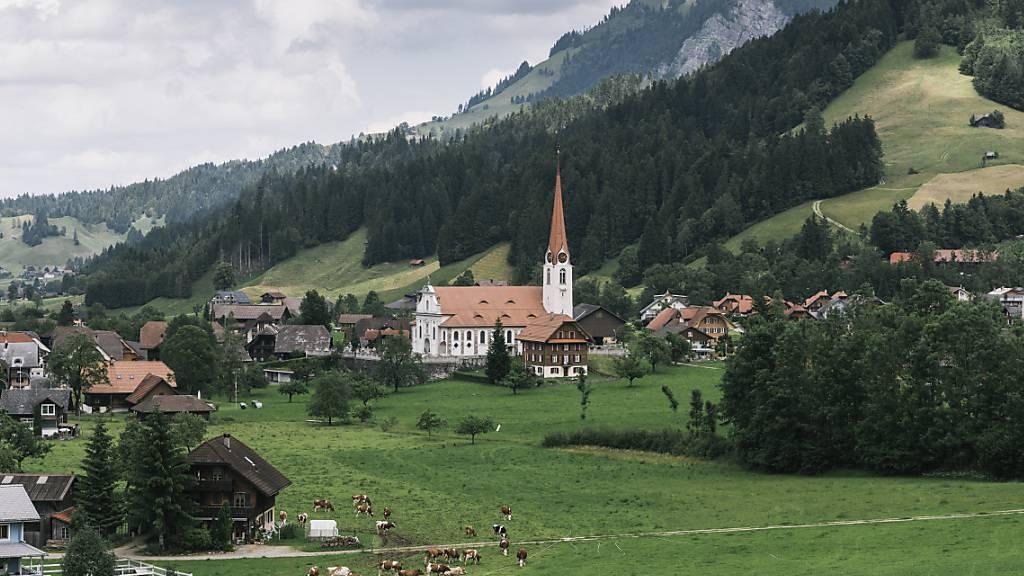 Die Kirchgemeinde Escholzmatt erhält für die Sanierung der Heizung in der Kirche einen Beitrag der Landeskirche. (Archivbild)