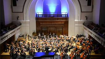 Sinfonieorchester Basel in der Cadogan-Hall in London (Archiv)