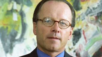 Der Schweizer Unternehmer Stephan Schmidheiny (Archiv)