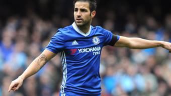 Schütze des goldenen Tors für Chelsea: Cesc Fabregas