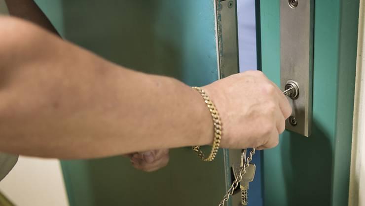 Unschuldig hinter Gittern: Zweimal hintereinander sass der 30-Jährige in U-Haft. (Symbolbild)
