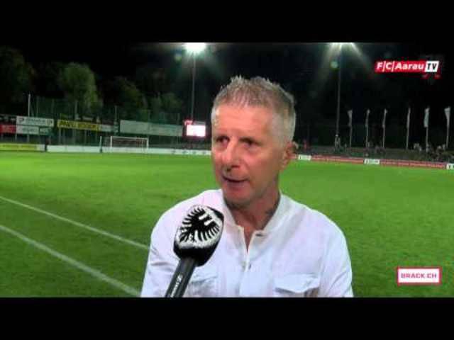 FC Aarau - Xamax 2:1:  Stimmen zum Spiel