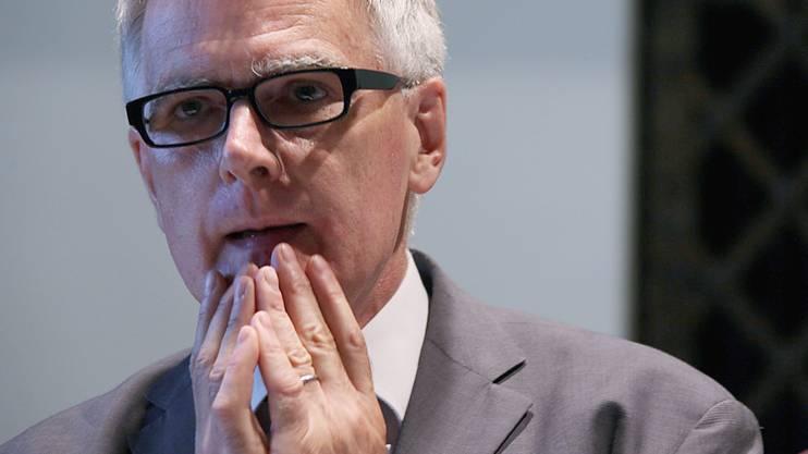 Laubers Chefaufseher Hanspeter Uster: «Der Ausgang der Vorabklärungen ist offen.»
