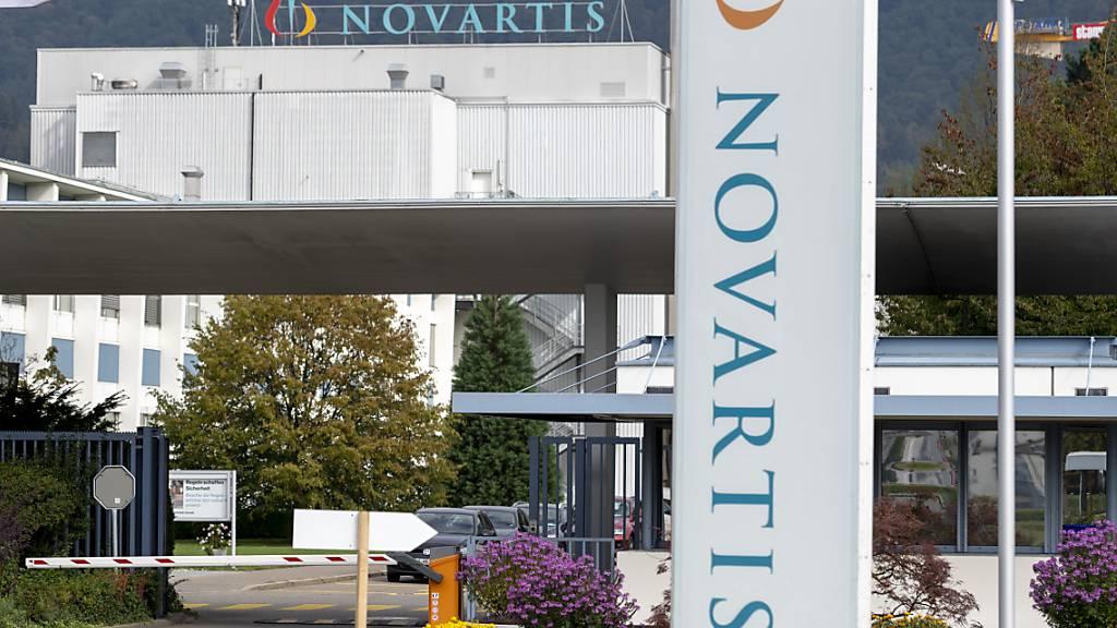 Novartis hat für seinen Produktkandidaten Iptacopan (LNP023) von der US-Zulassungsbehörde FDA den Status «Therapiedurchbruch» erhalten. (Archivbild)