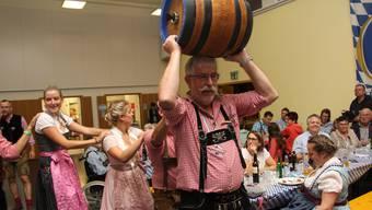 Oktoberfest Musikgesellschaft Erlinsbach