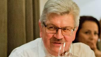 Wein trinken und über Finanzen diskutieren: Roland Broglis erster Landammann-Stammtisch 2014