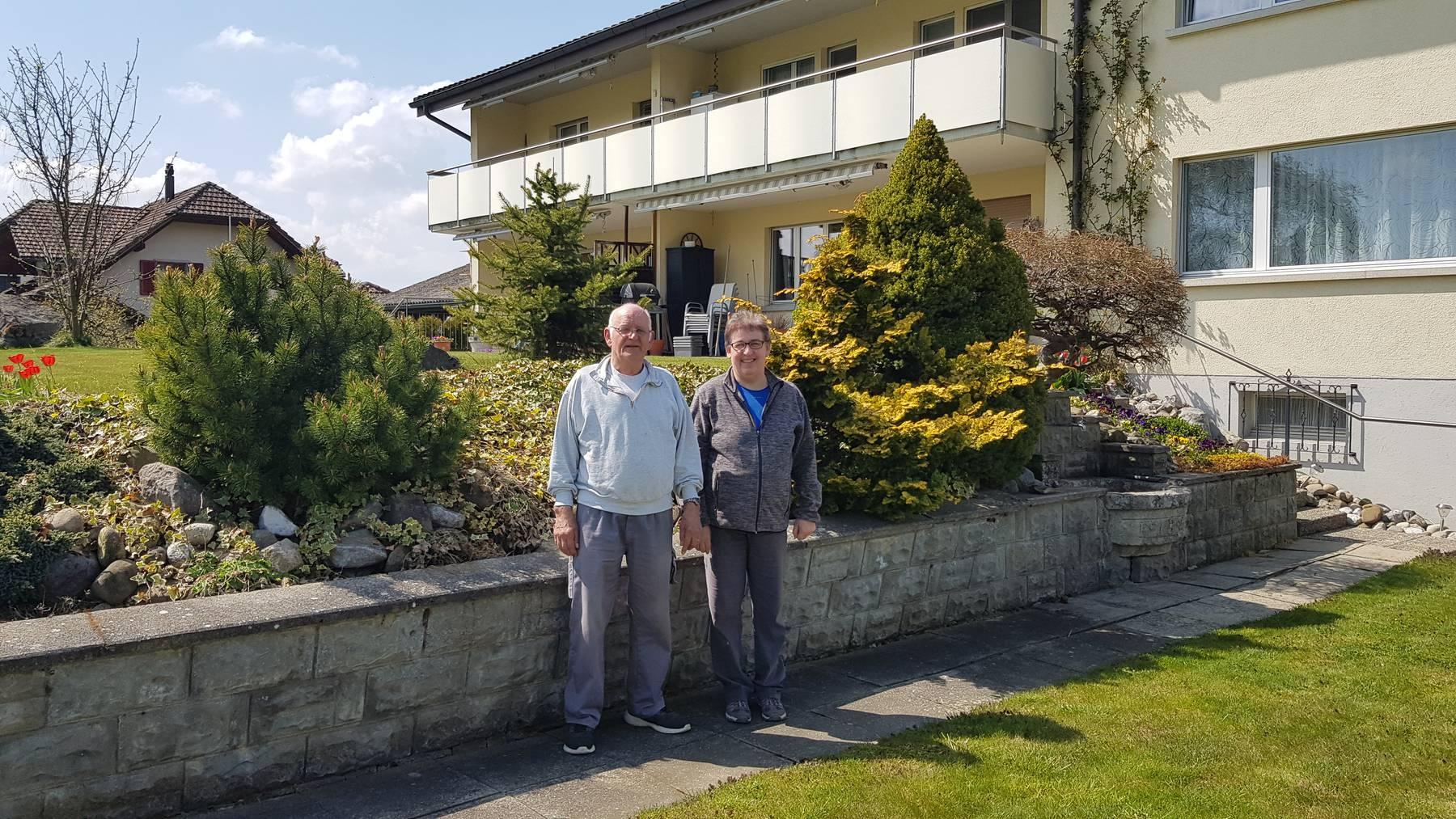 Ursi & Alois Meier-Kälin aus Schongau