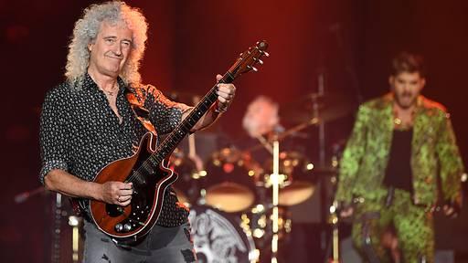 Queen-Gitarrist May findet Künstler nicht ganz einfach