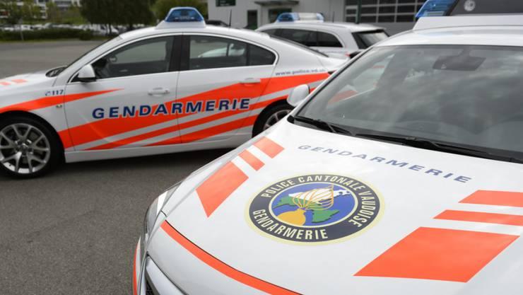 Nach Angaben der Waadtländer Kantonspolizei wurde das Mädchen durch den wuchtigen Aufprall 19 Meter durch die Luft geschleudert. (Symbolbild)