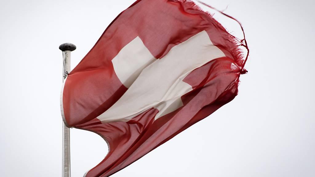 Ein Toter und drei Verletzte wegen «Sabine» in Schweiz