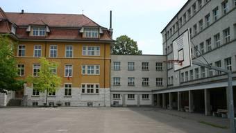 Das Zentralschulhaus wird im Sommer fit gemacht