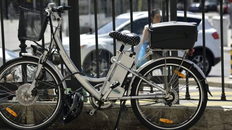Der Deutsche hatte ein E-Bike in der Schweiz gestohlen. (Symbolbild)