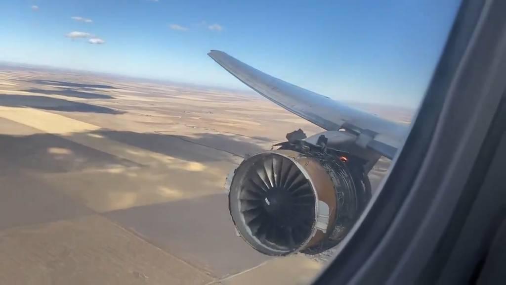 «Es regnete Trümmer»: Flugzeugteile stürzen in den USA vom Himmel