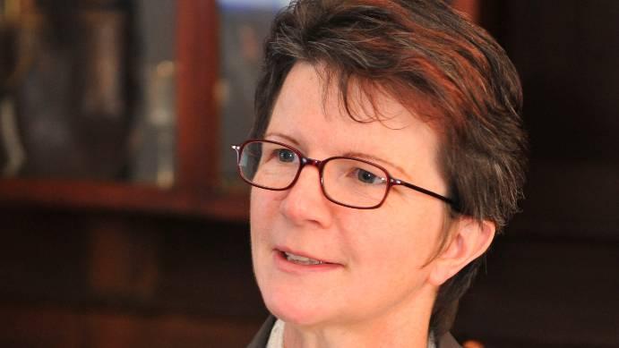 Evelyn Borer, Präsidentin der SP Kanton Solothurn.