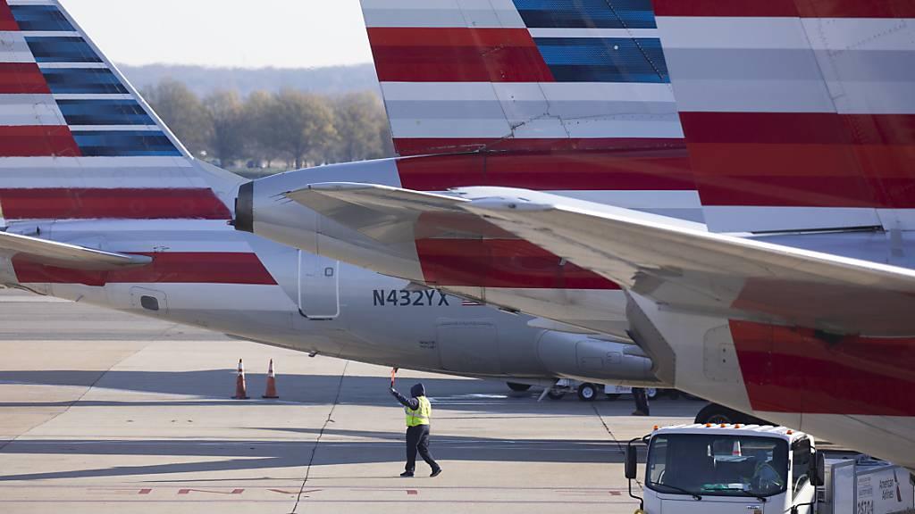American Airlines erleidet weiteren Milliardenverlust