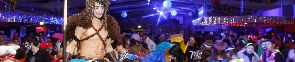 Am Samstag findet der Maskenball im Gaudiloch statt. (© pd)