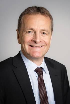 Der Kopf des Kommitees: Hans-Jörg Bertschi.