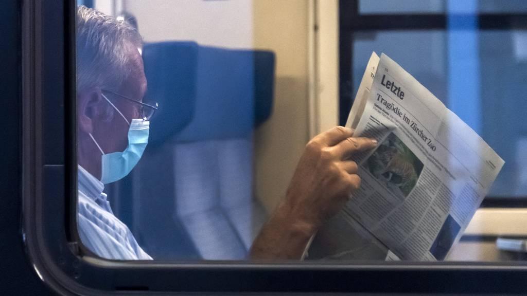 Ein Drittel weniger Reisende: SBB im ersten Halbjahr mit 479 Millionen Franken Verlust